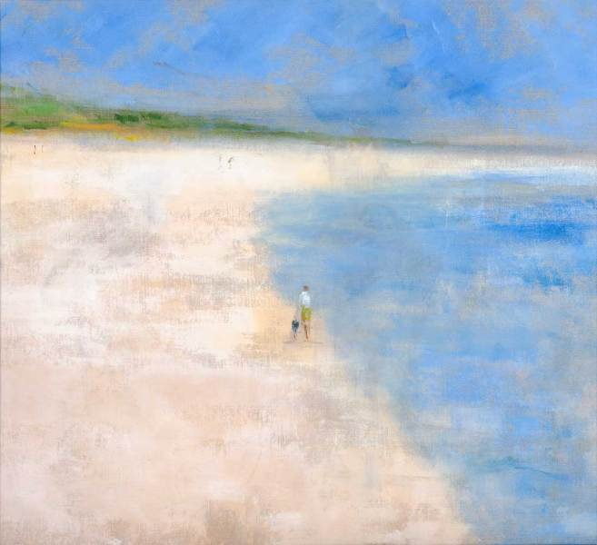 Beach Walk Nantucket